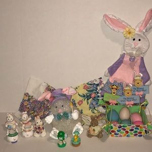 Easter Decorations, Bunnies/Rabbits